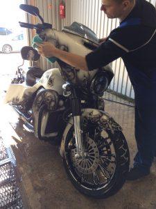 Motociklu plovimas